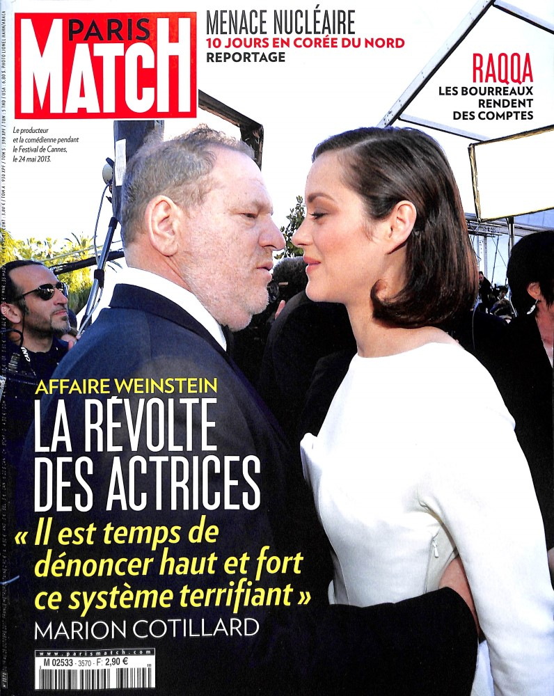 Paris Match N° 3657 Juin 2019
