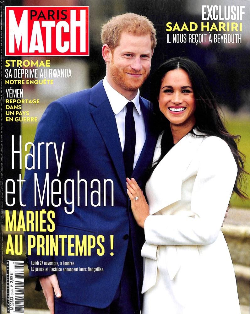 Paris Match N° 3670 Septembre 2019