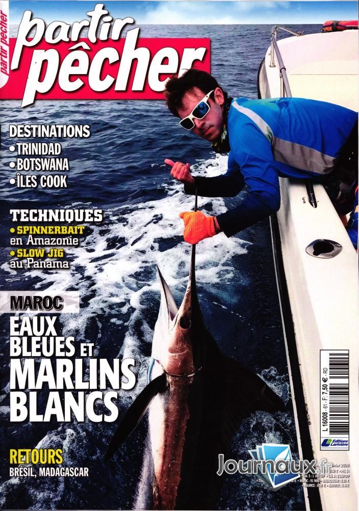 Partir pêcher N° 61 Décembre 2019