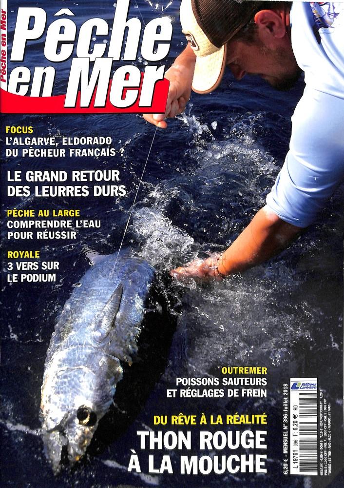 Pêche en mer N° 396 June 2018