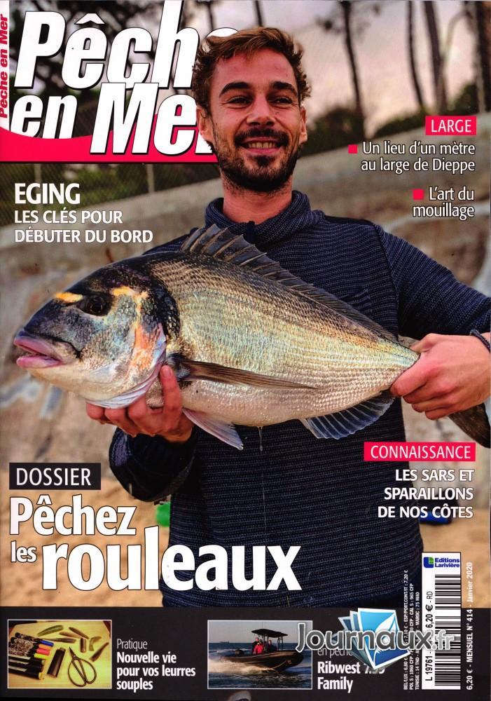 Pêche en mer N° 414 Décembre 2019