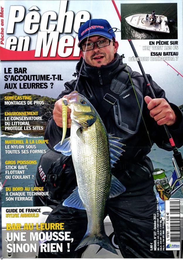 Pêche en mer N° 399 September 2018
