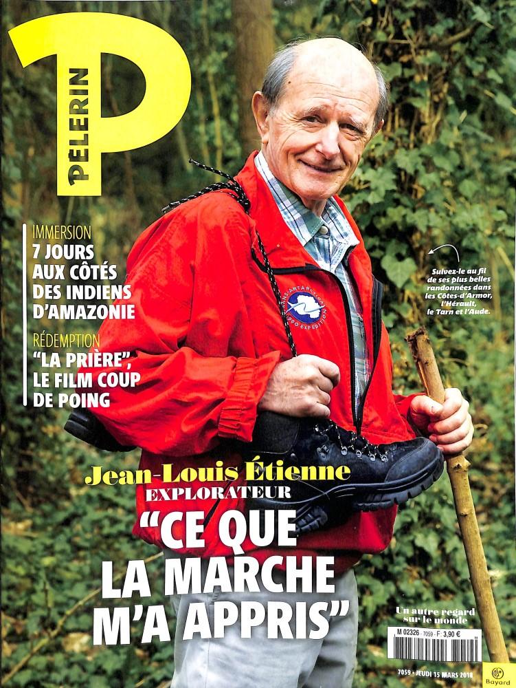 Pèlerin N° 7059 March 2018