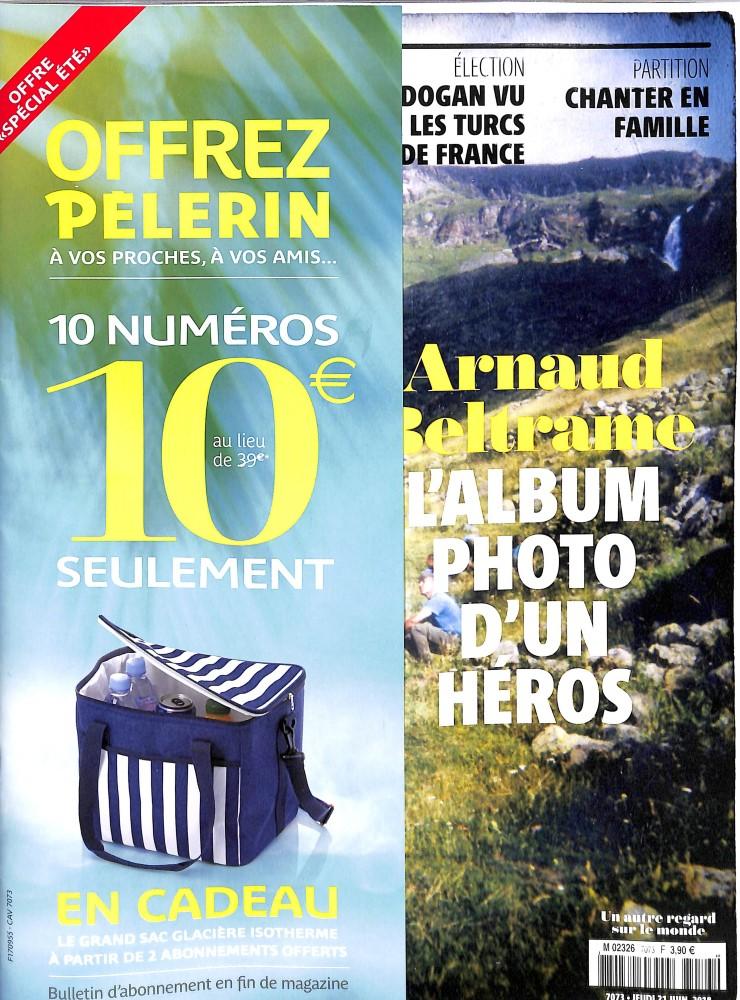 Pèlerin N° 7073 June 2018