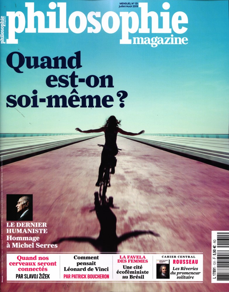 Philosophie Magazine N° 131 Juillet 2019