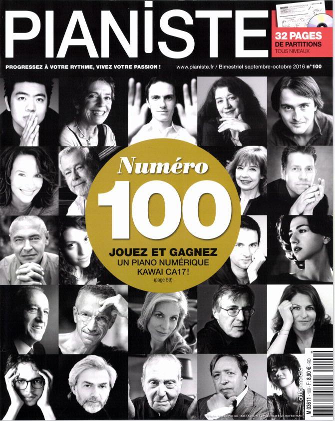 Pianiste N° 120 Décembre 2019