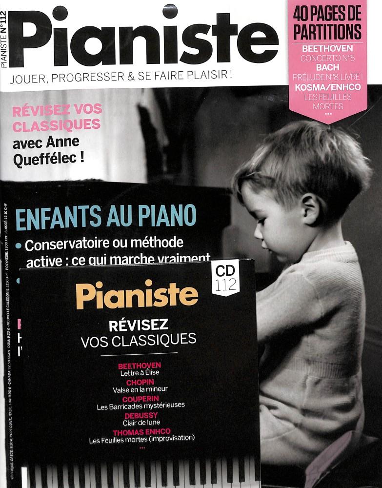 Pianiste N° 118 Août 2019