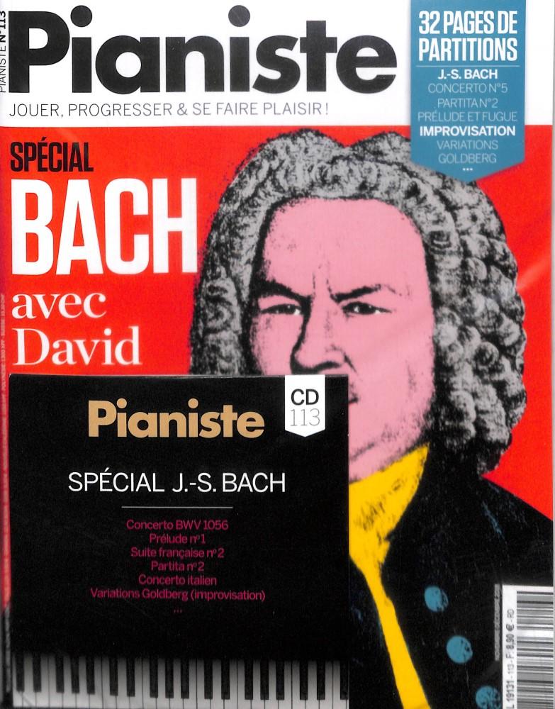 Pianiste N° 113 October 2018
