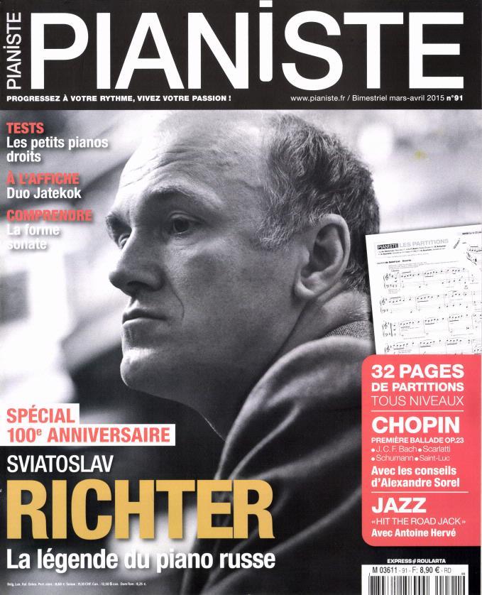 Pianiste N° 121 Février 2020