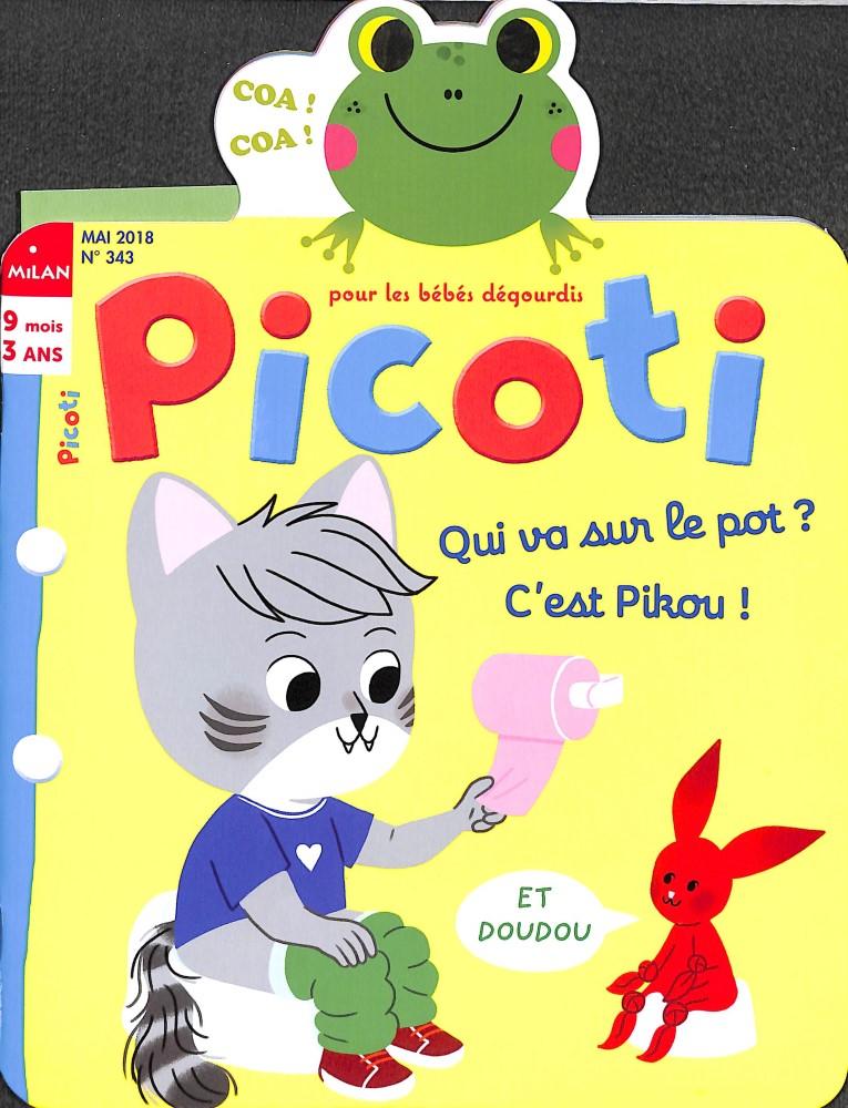Picoti N° 343 April 2018