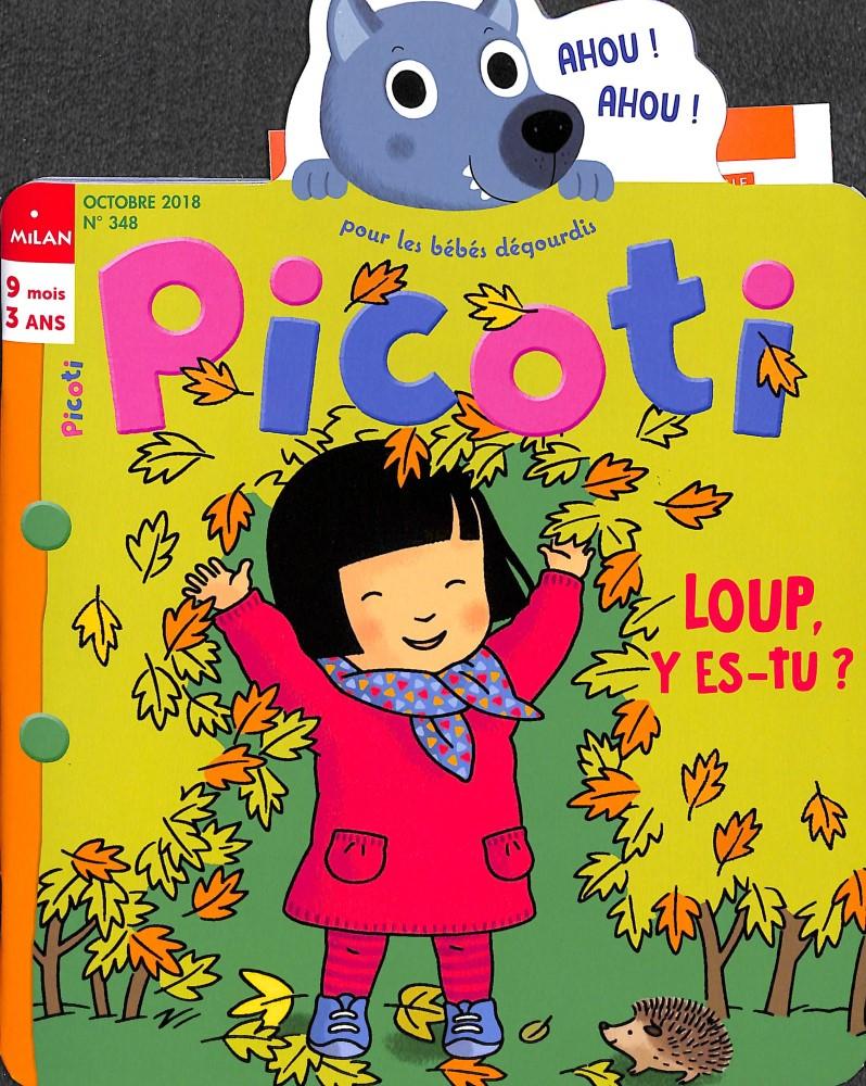 Picoti N° 348 September 2018