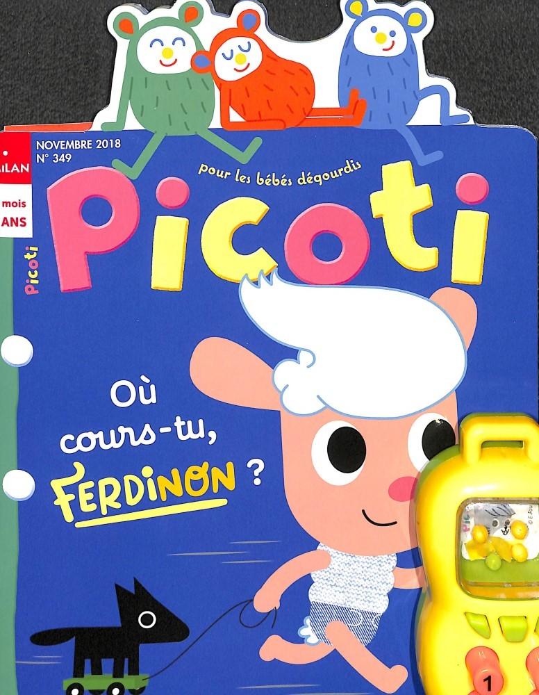 Picoti N° 350 November 2018