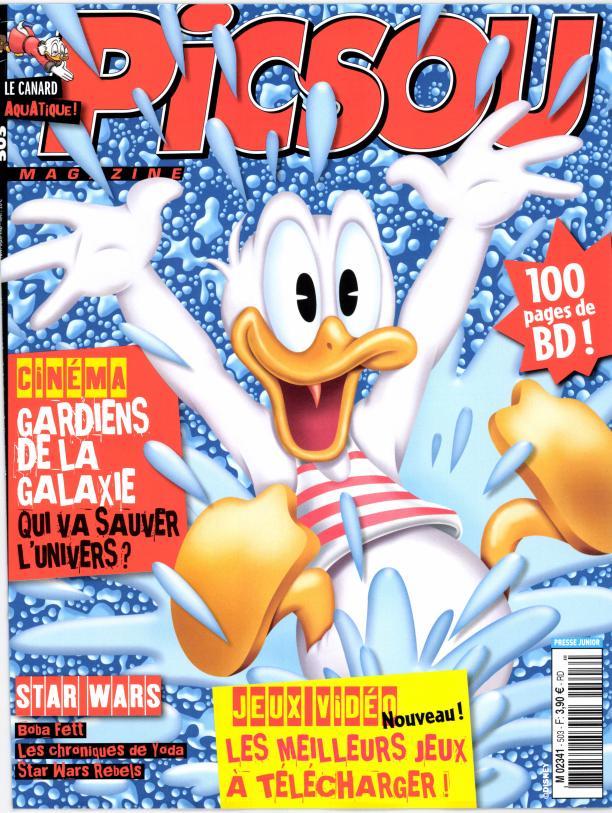 Picsou magazine N° 547 Février 2020