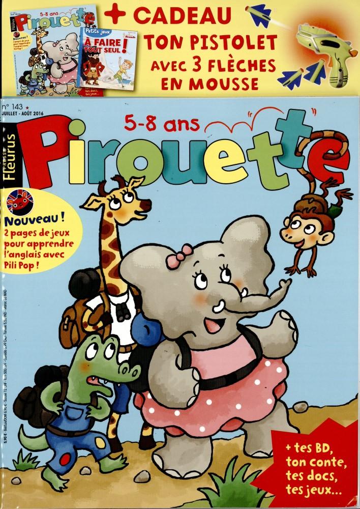 Pirouette N° 143 Juin 2016