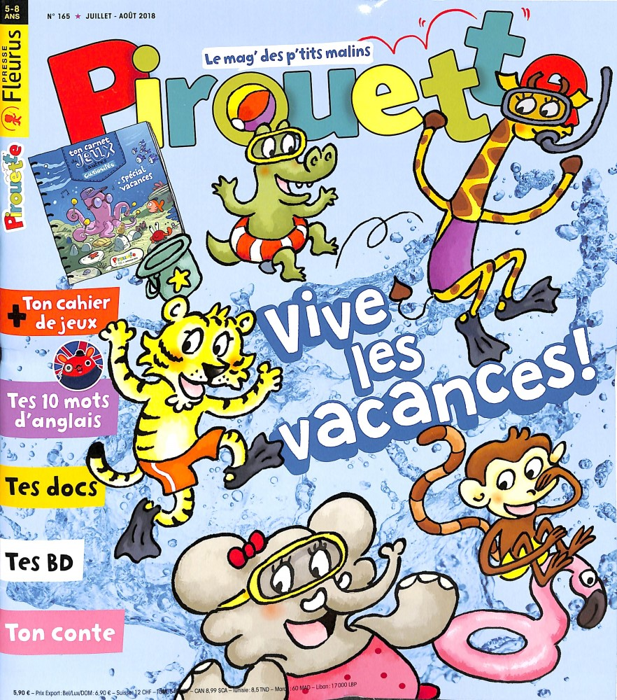 Pirouette N° 165 June 2018
