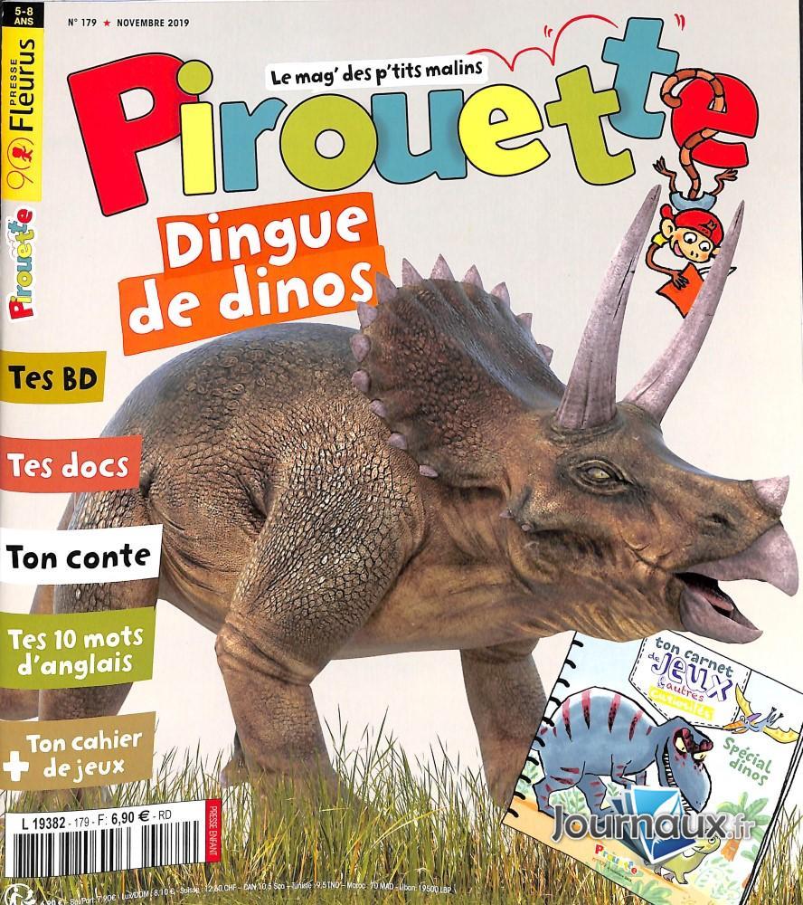 Pirouette N° 179 Octobre 2019