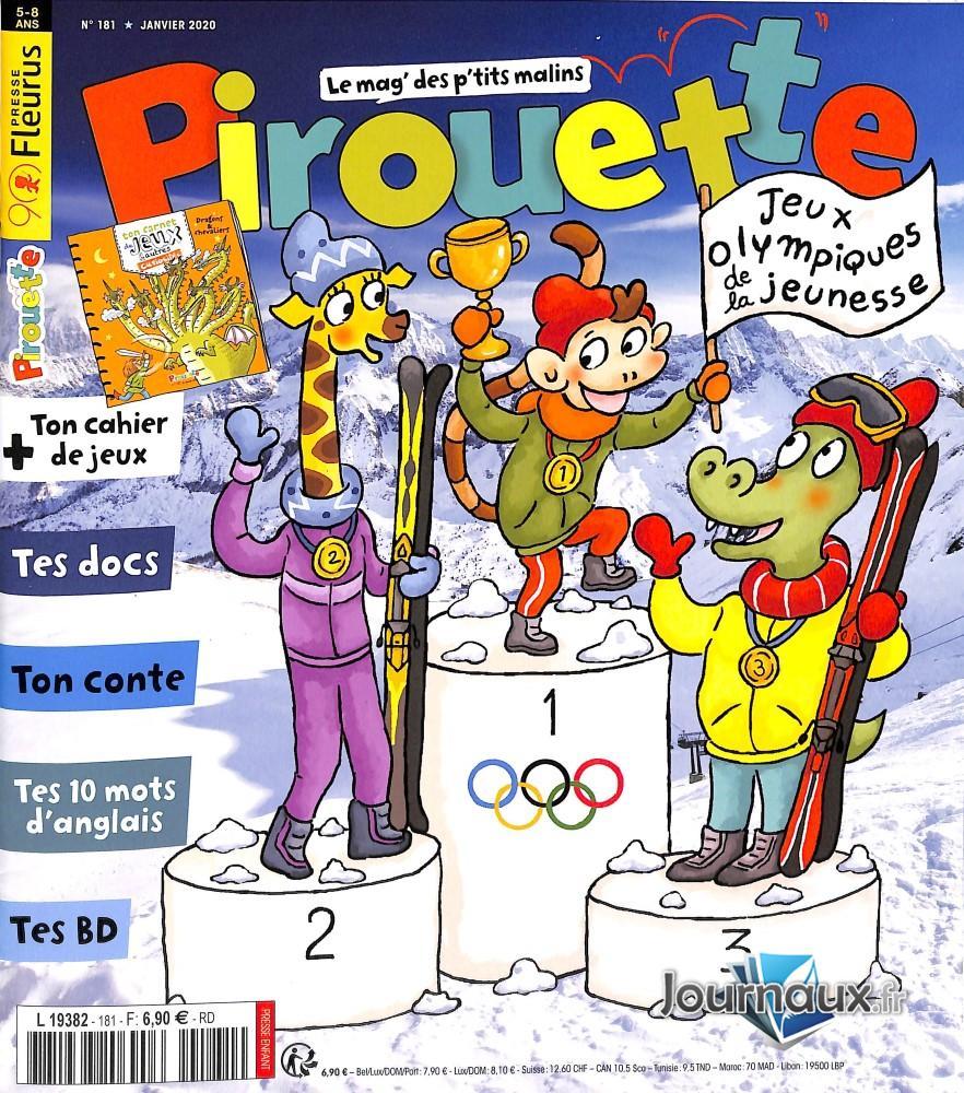 Pirouette N° 181 Décembre 2019