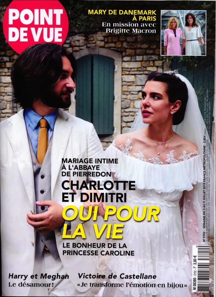 Point De Vue N 3702 Abonnement Point De Vue Abonnement Magazine