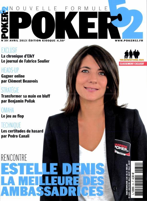 Poker 52 N° 120 Janvier 2020