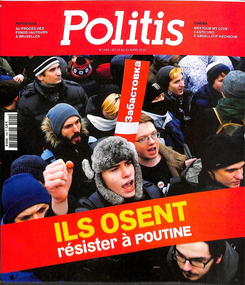 Politis N° 1494 March 2018
