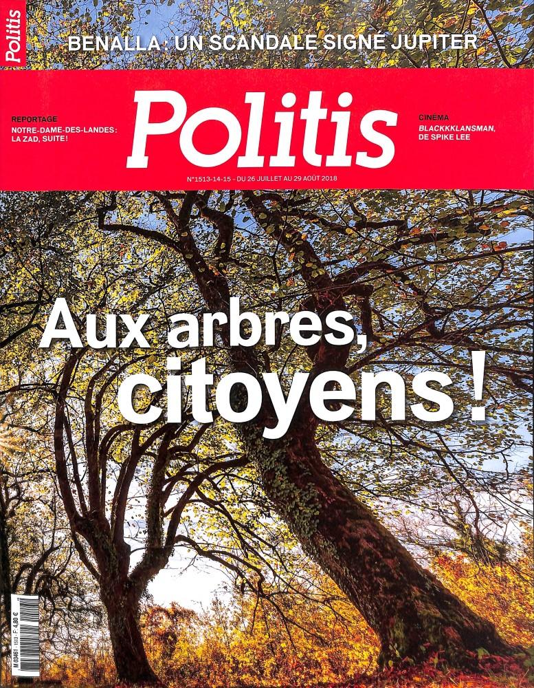 Politis N° 1522 October 2018
