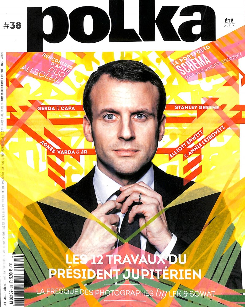Polka Magazine N° 38 Juin 2017