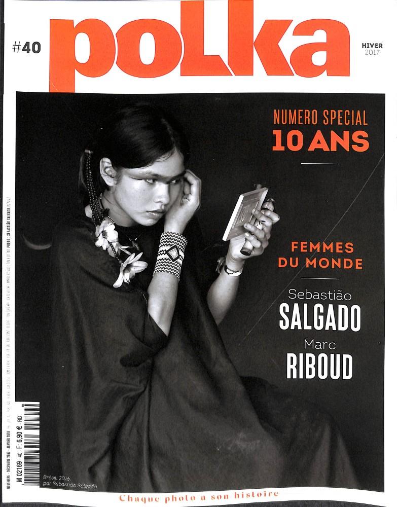 Polka Magazine N° 40 Novembre 2017
