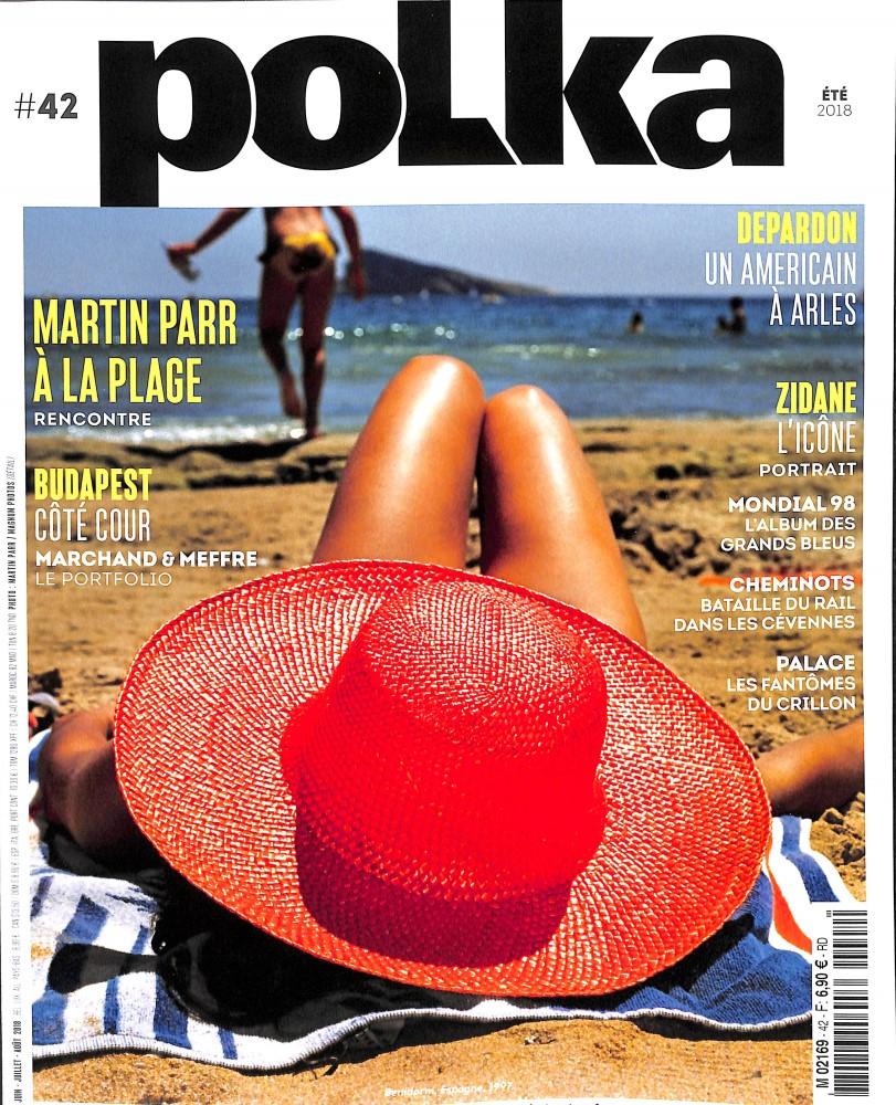 Polka Magazine N° 42 June 2018