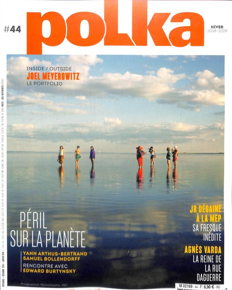 Polka Magazine N° 44 Novembre 2018