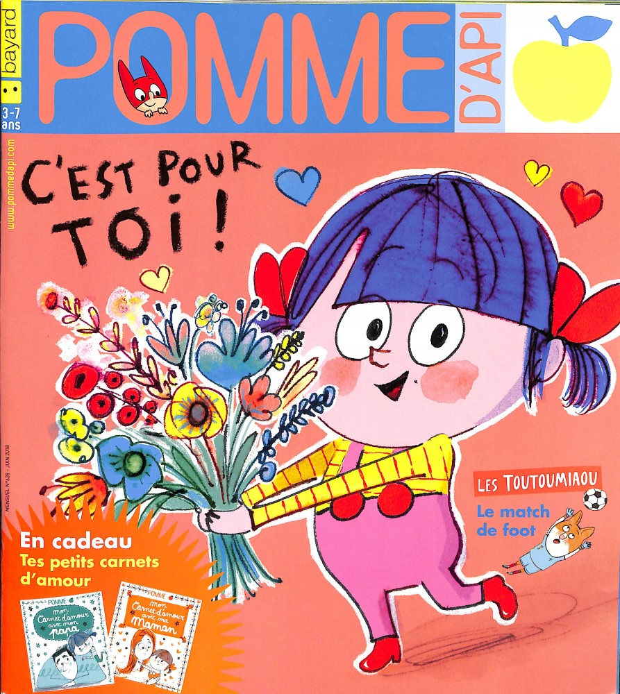 Pomme d'Api N° 628 May 2018