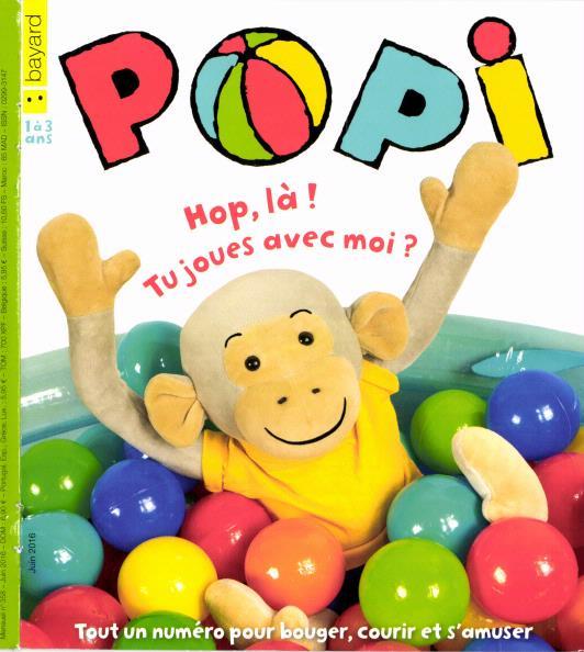 Popi N° 404 Avril 2020