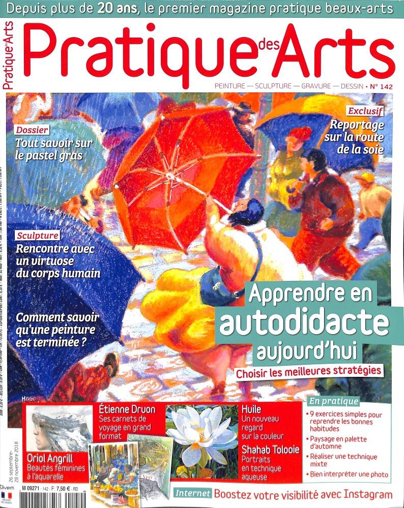 Pratique des arts N° 142 September 2018