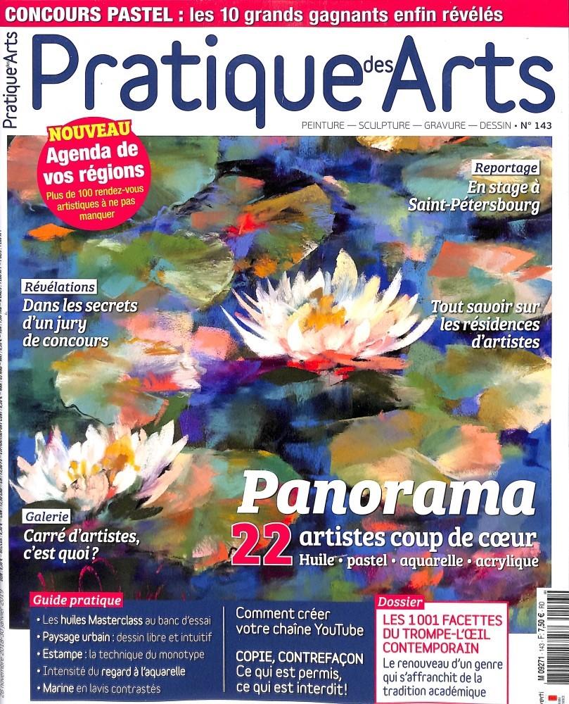 Pratique des arts N° 143 November 2018
