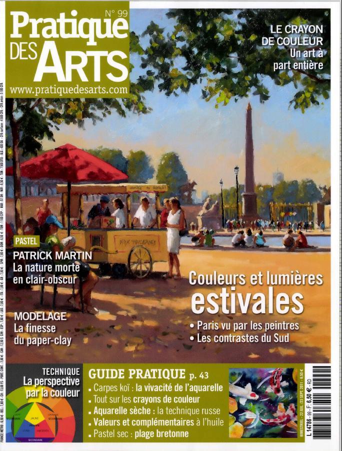 Pratique des arts N° 148 Septembre 2019