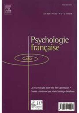 Psychologie française