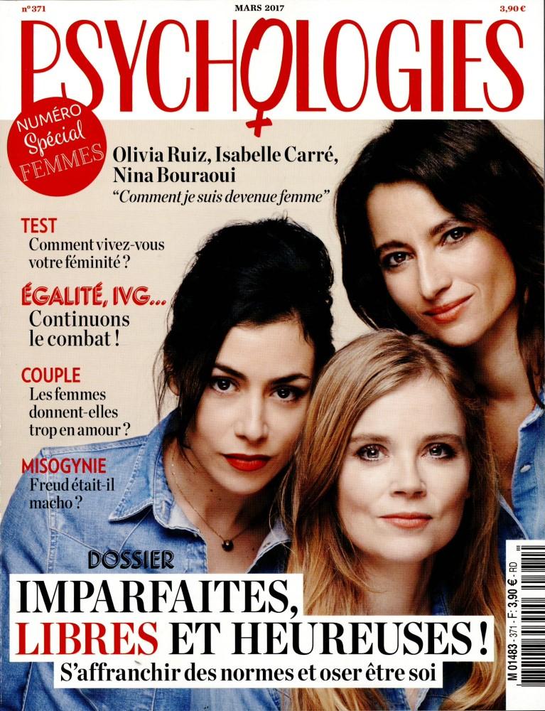 Psychologies Magazine format poche N° 324 Novembre 2012