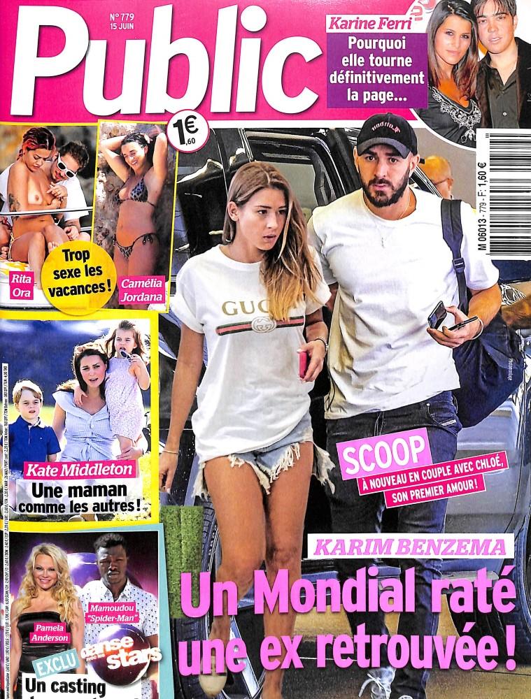 Public N° 779 June 2018