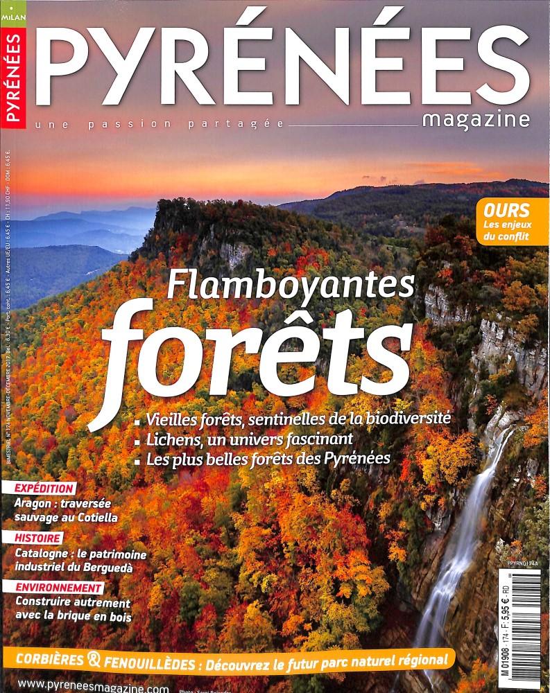 Pyrénées Magazine N° 174 Octobre 2017
