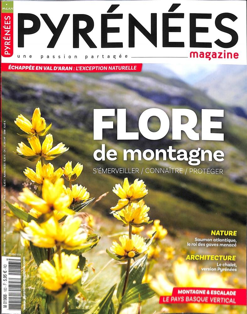 Pyrénées Magazine N° 183 Avril 2019