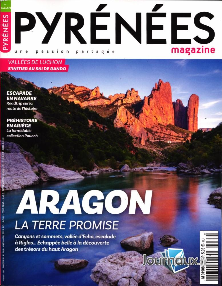 Pyrénées Magazine N° 188 Février 2020