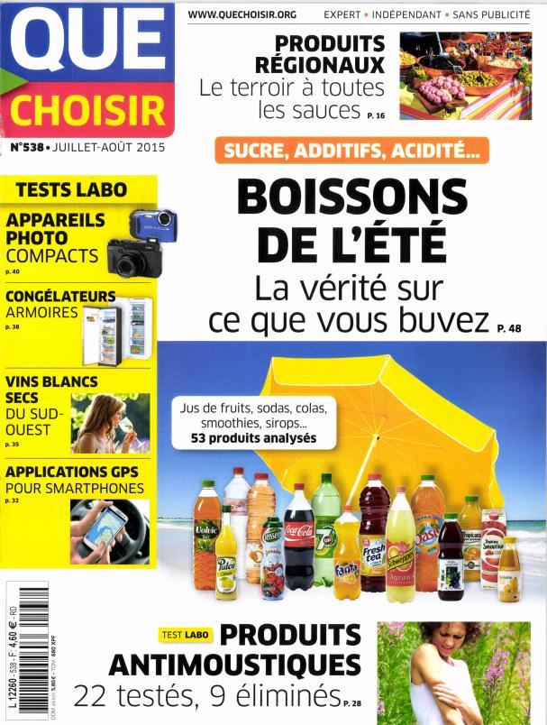 que choisir n 538 abonnement que choisir abonnement magazine par. Black Bedroom Furniture Sets. Home Design Ideas