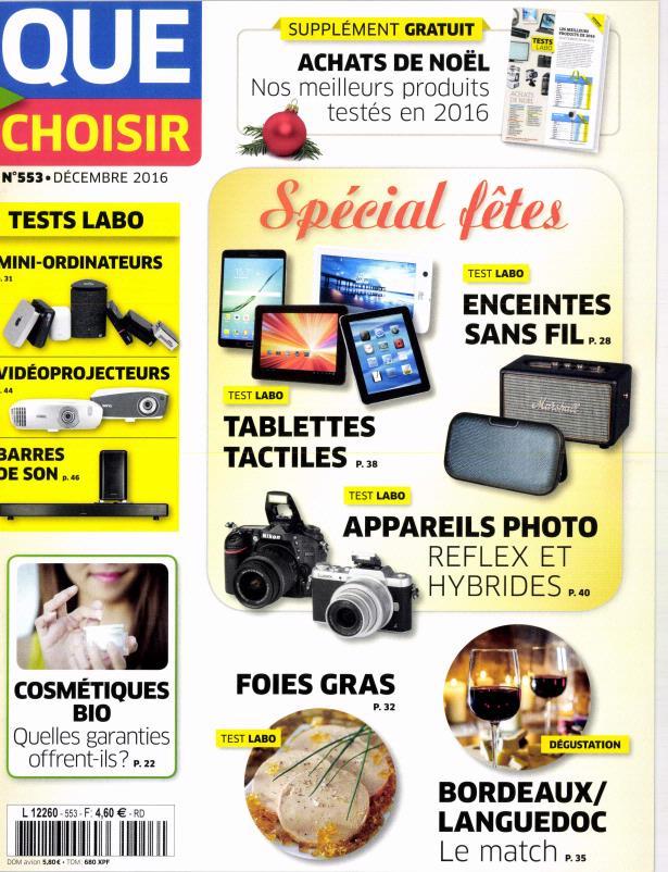 que choisir n 553 abonnement que choisir abonnement magazine par. Black Bedroom Furniture Sets. Home Design Ideas