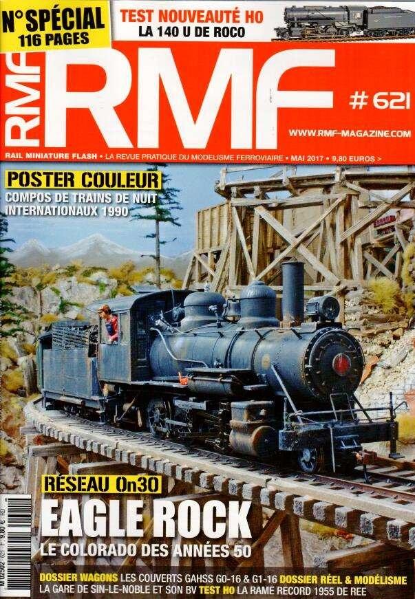 Rail Miniature Flash N° 584 Février 2014