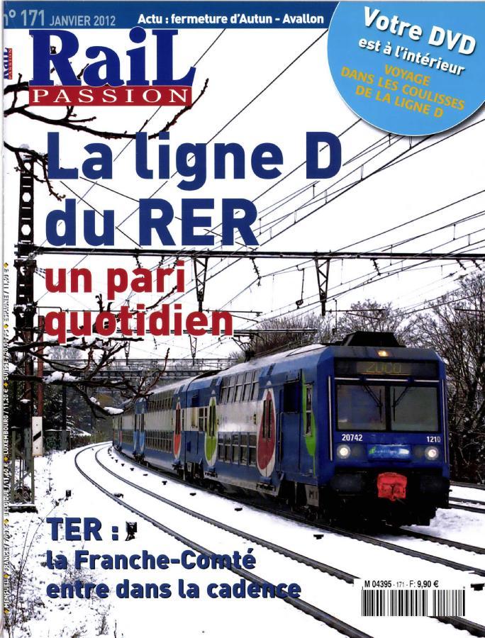 Rail Passion N° 269 Février 2020