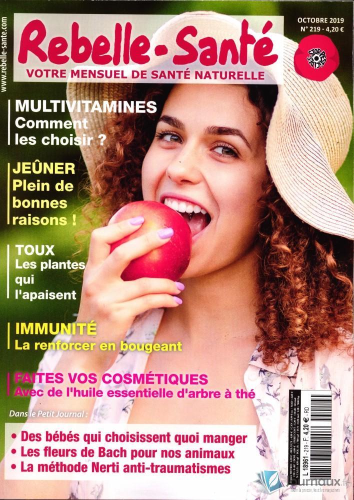 Rebelle Santé N° 147 Juin 2012