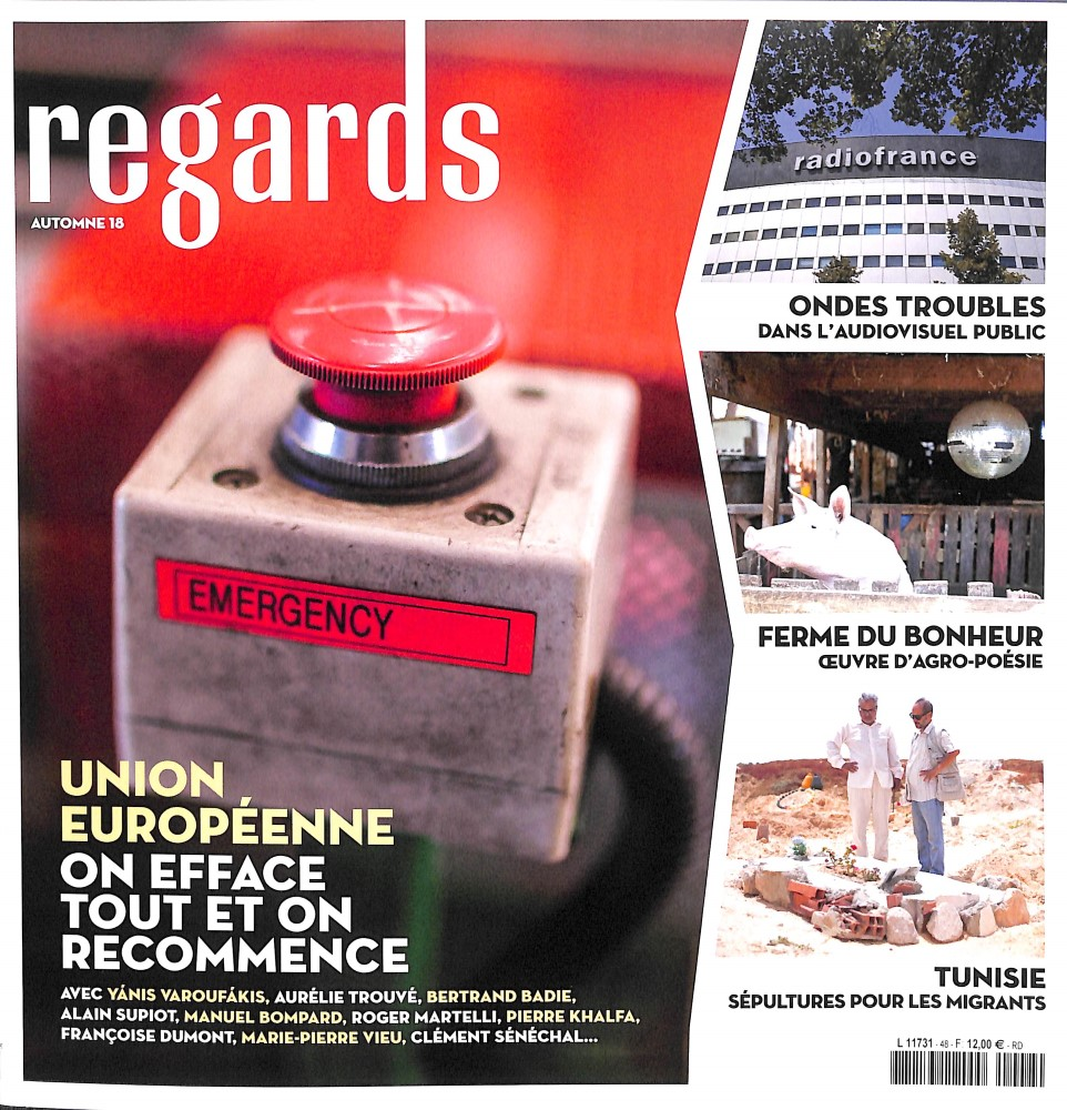 Regards N° 48 September 2018