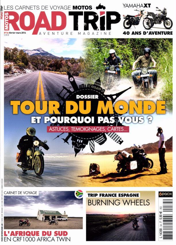road trip magazine n 34 abonnement road trip magazine abonnement magazine par. Black Bedroom Furniture Sets. Home Design Ideas