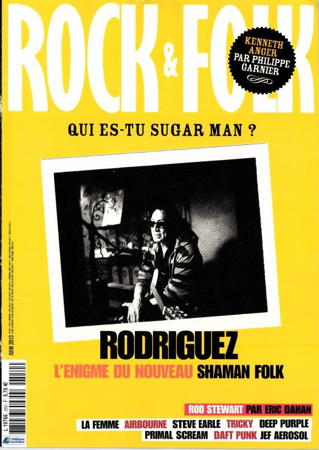 Rock et Folk N° 632 Mars 2020