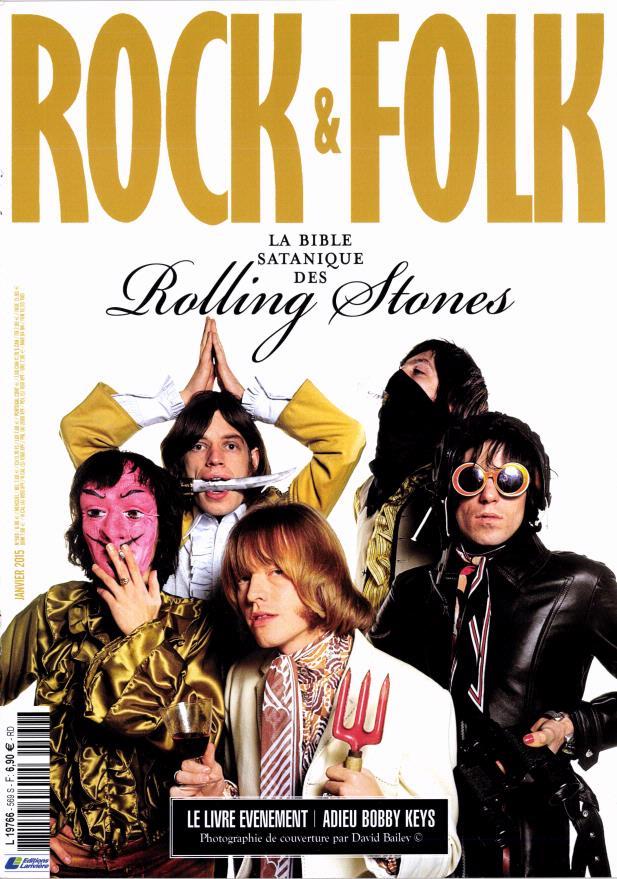 Rock et Folk N° 623 Juin 2019