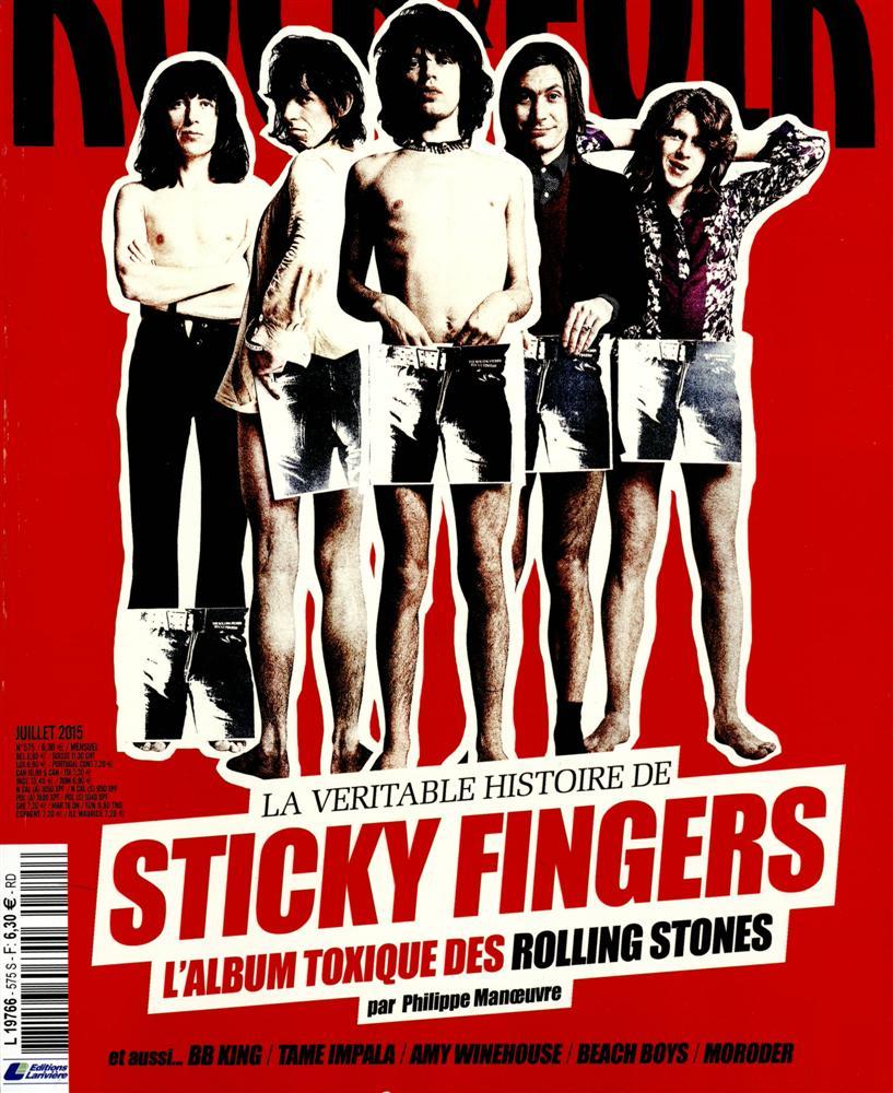 Rock et Folk N° 626 Septembre 2019
